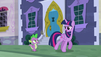 Twilight -I can apologize to all three of them at once!- S5E12