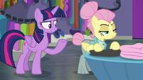 "Twilight Sparkle ""gotta be a better way"" S8E4"