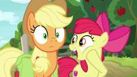 """Apple Bloom """"I don't believe it!"""" S9E10"""