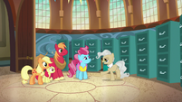 Mayor Mare telling her part of the story S7E13