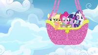 Pinkie Pie adorable smile S3E7