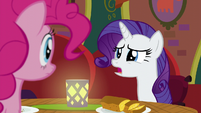 """Rarity """"not sure there's much you and I can do"""" S6E12"""