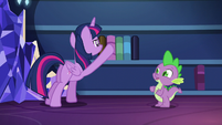 """Spike """"You weren't really looking for an answer"""" S5E22"""