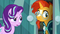 Starlight --you're probably very busy-- S6E1