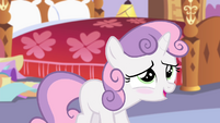 Sweetie -I think I need your expertise- S4E19