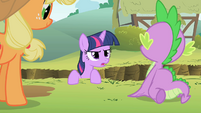 """Twilight """"two coincidences in a row"""" S1E15"""