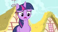 "Twilight Sparkle ""not you too!"" S4E23"