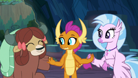 Yona joins hands with Smolder S9E3