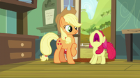 "Apple Bloom ""This can't be happening!"" S5E17"