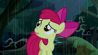 "Apple Bloom ""completely and totally lost"" S5E6"