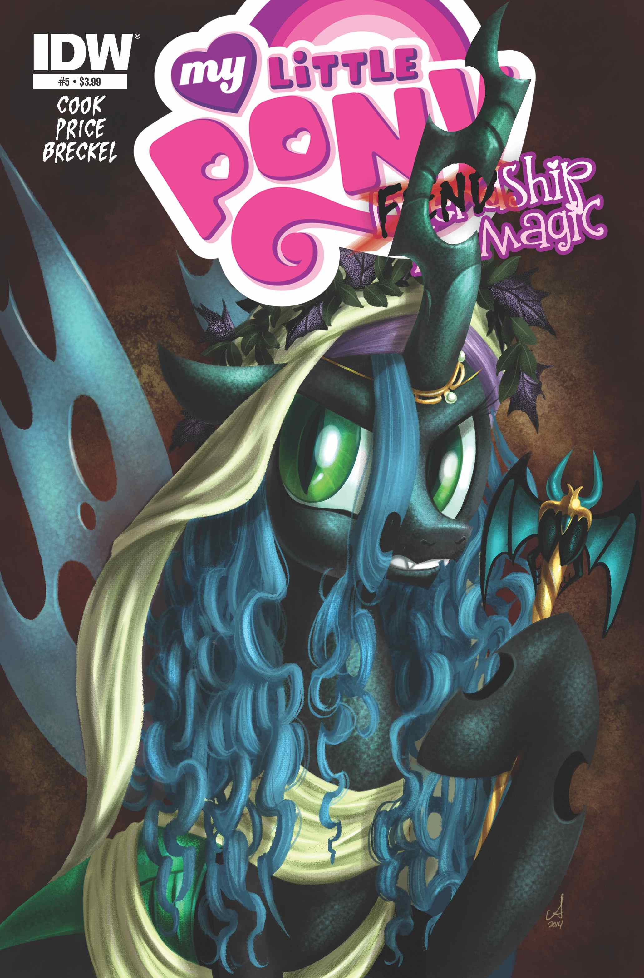 FIENDship is Magic Issue 5