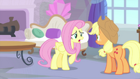 """Fluttershy """"I'm not exactly sure"""" MLPS3"""