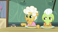 """Goldie """"if that's your brother's best"""" S9E10"""