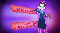 Iris Quinn como la Directora Abacus Cinch