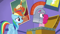 Pinkie -I have no idea what that's like!- S5E19