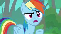"""Rainbow Dash repeating """"Azurantium?"""" S8E17"""