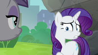 """Rarity """"stop giving me that look!"""" S6E3"""