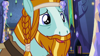 Rockhoof crying tears of happiness S8E21
