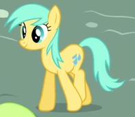 Sunshower Raindrops Earth Pony ID S4E13.png