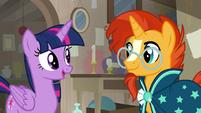 Twilight -I'm glad you're in the antique store- S7E24