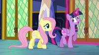 "Twilight Sparkle ""I got distracted"" S5E23"