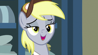 """Derpy """"it went to Sweet Acorn Orchard"""" MLPBGE"""