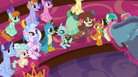 """Ocellus """"they're all legendary magical artifacts!"""" S8E15"""