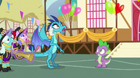 """Princess Ember """"that's probably why"""" S7E15"""