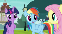 """Rainbow """"supportive of her practicing"""" S8E18"""