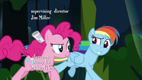 """Rainbow Dash """"that wouldn't hurt either"""" S7E18"""