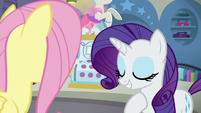 """Rarity """"the real focus at Rarity For You"""" S8E4"""