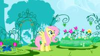 S01E03 Fluttershy w zamkowym ogrodzie