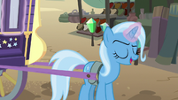 "Trixie ""life on the road requires"" S8E19"