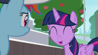 """Twilight """"don't know what you're talking about"""" S9E15"""