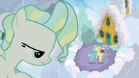 Young Vapor Trail feeling smothered by her parents S6E24