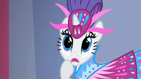 Another shocked Rarity S1E20
