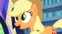 Applejack -we could join you this time around- EG2