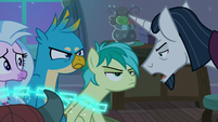 """Chancellor Neighsay """"wisely put"""" S8E25"""