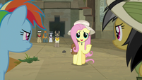 """Fluttershy """"only want to study the Talisman"""" S9E21"""