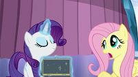 """Fluttershy """"they all sort of look the same"""" S6E1"""
