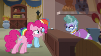 """Pinkie Pie """"a certain mare of intrigue"""" S7E18"""