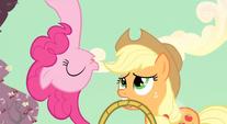 Pinkie Pie pickle barrel S2E14