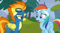 """Rainbow Dash """"still on the team"""" S6E7"""