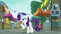 """Rarity """"then you fire off your party cannon"""" S6E3"""