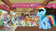 S02E08 Spotkanie fanów z Rainbow w Cukrowym Kąciku
