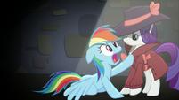 S05E15 Rainbow i Rarity