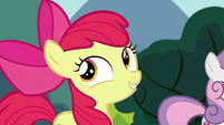 "Apple Bloom ""as it is for ponies"" S6E19"