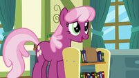 """Cheerilee """"I'm surprised you came to me"""" S7E3"""