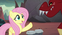 """Fluttershy """"share my creations with everypony"""" S9E9"""