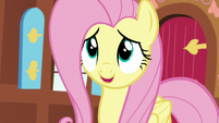 "Fluttershy ""will you join me?"" S7E5"